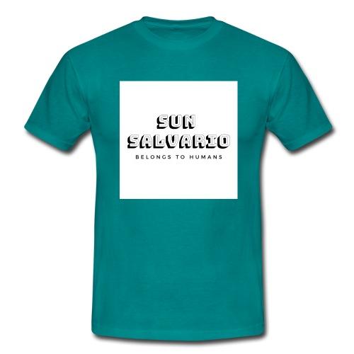SUN SALVARIO - Maglietta da uomo