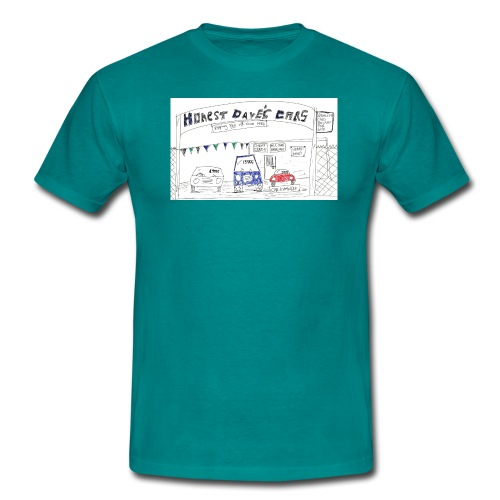 honestdaveup - Men's T-Shirt