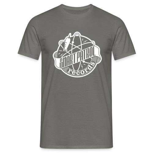Smart Patrol Logo - Men's T-Shirt