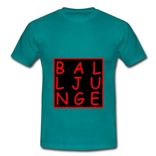 Balljunge - Männer T-Shirt