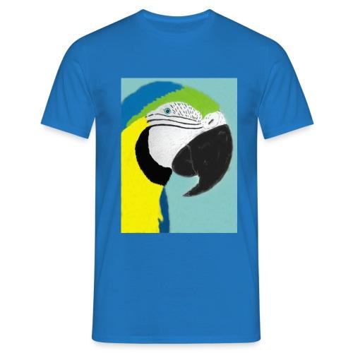 Parrot, new - Miesten t-paita