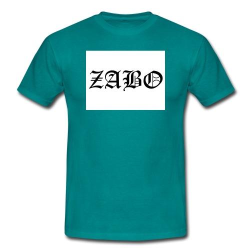 zabo shirt - Männer T-Shirt