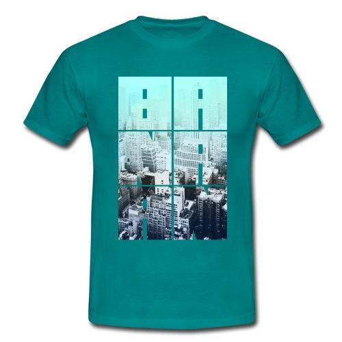 BANAAN 05 - Mannen T-shirt