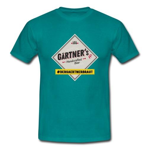 dergaertnerbraut - Männer T-Shirt