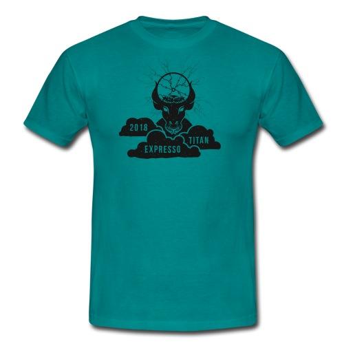 Shirt Titan png - Men's T-Shirt