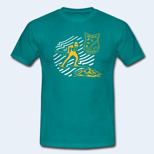 Mountain Skate - Männer T-Shirt