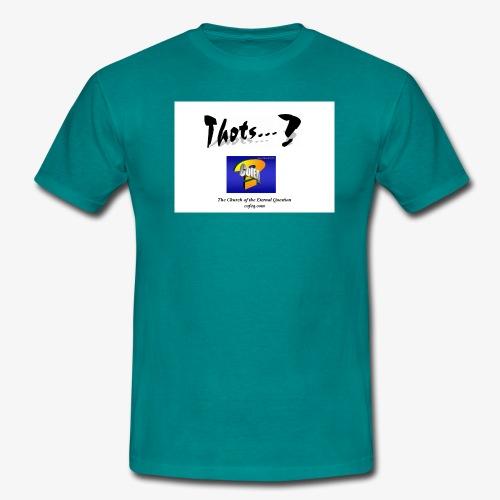 thots 01 - Men's T-Shirt