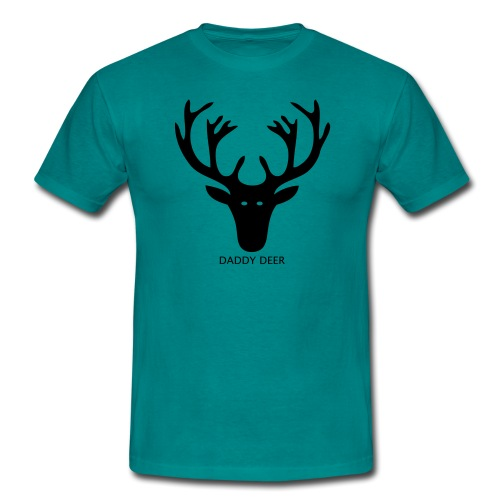 DADDY DEER - Men's T-Shirt
