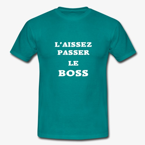 Le Boss - T-shirt Homme