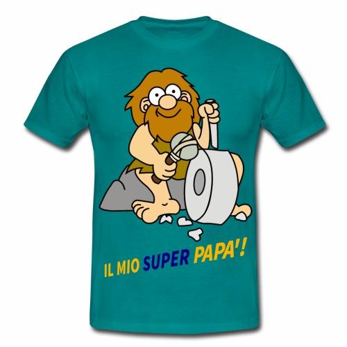 Festa del Papà - Maglietta da uomo