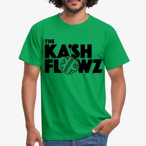 The Kash Flowz Official Bomb Black - T-shirt Homme