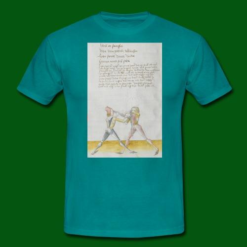 Swiss HEMA Logo - Männer T-Shirt