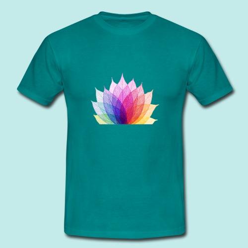 LOTUS POWER - T-shirt Homme