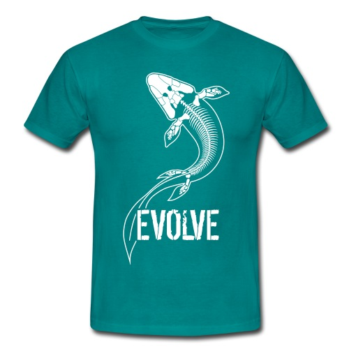 Tiktaalik Evolve - Men's T-Shirt