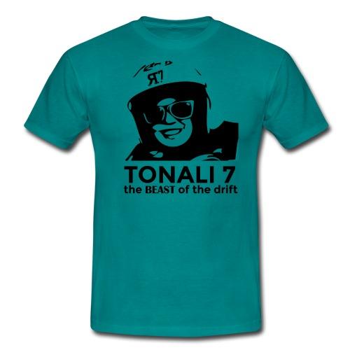 tonali_faccia_4 - Maglietta da uomo