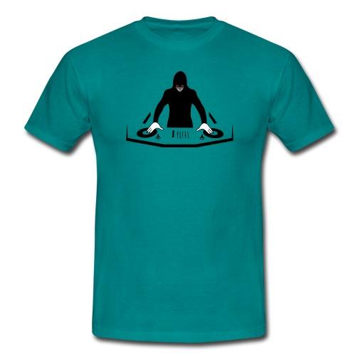 DJ1 - T-shirt Homme