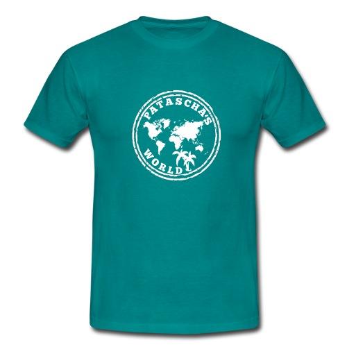Stamp1inv png - Männer T-Shirt