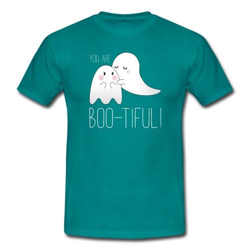 BOO-tiful ghosts - Men's T-Shirt