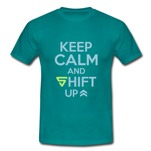 Shift UP ! - T-shirt Homme