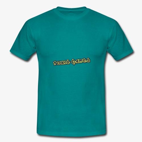 toxic games logo - Men's T-Shirt