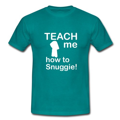 snuggie7 - Men's T-Shirt