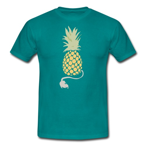 Pineapple demon - Men's T-Shirt