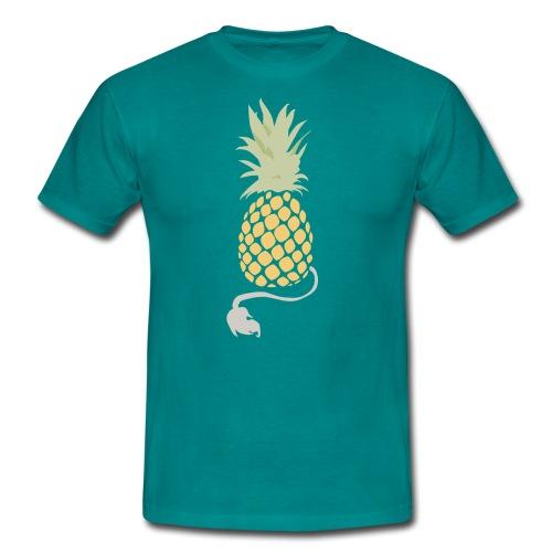 Pineapple demon - Men's T-Shirt