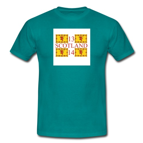 Scotland 1314 - Men's T-Shirt