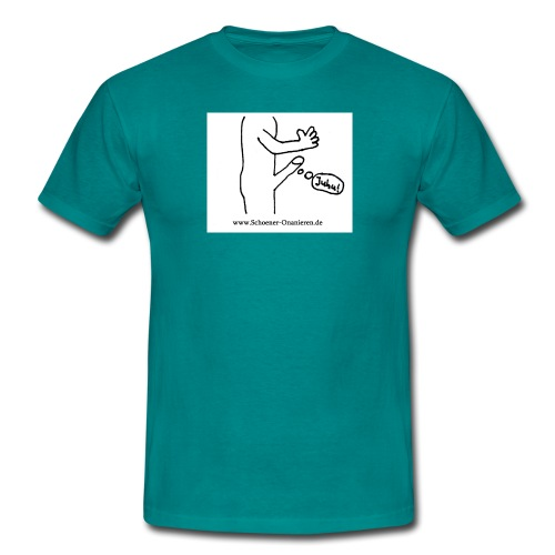 juhuurl - Männer T-Shirt