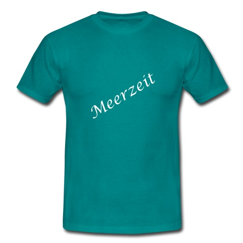 Meerzeit - Männer T-Shirt