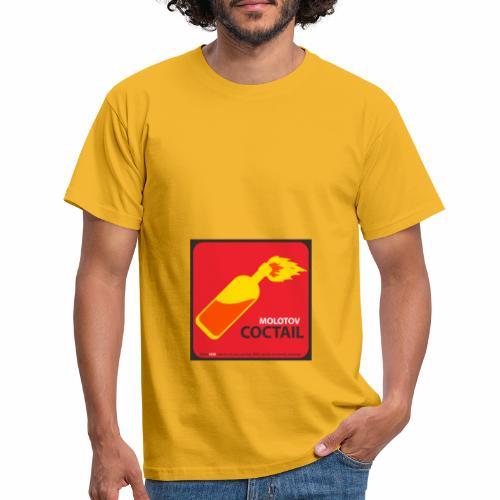 COCKTAIL MOLOTOV - T-shirt Homme