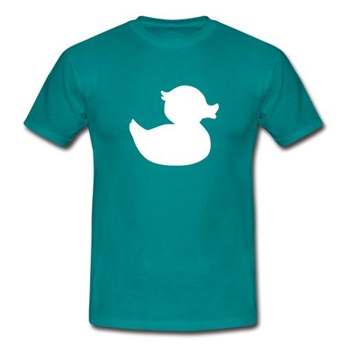 Quacky McVuxen - Männer T-Shirt