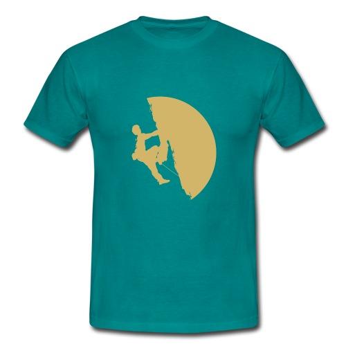 Tufa Kletterer gelb - Männer T-Shirt