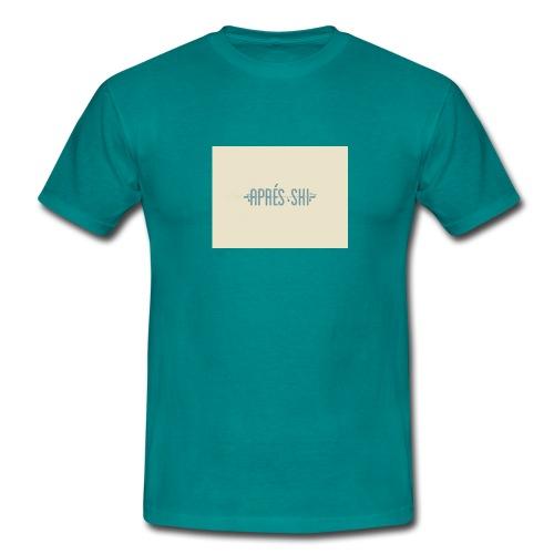 apres ski - T-shirt herr