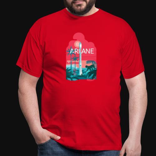 Ariane 2 - Mysterious jungle - Men's T-Shirt