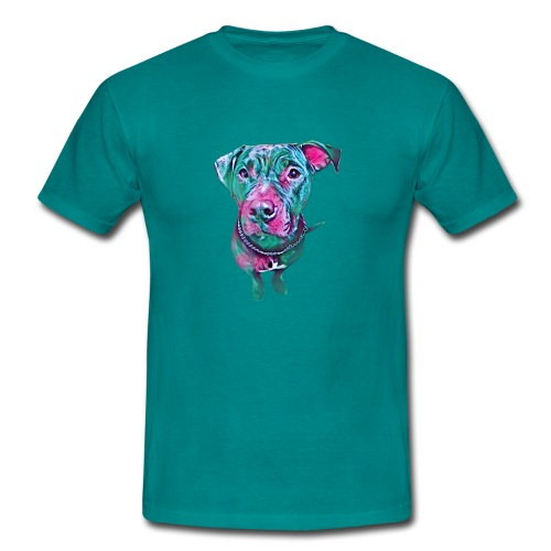 pitbull - Camiseta hombre
