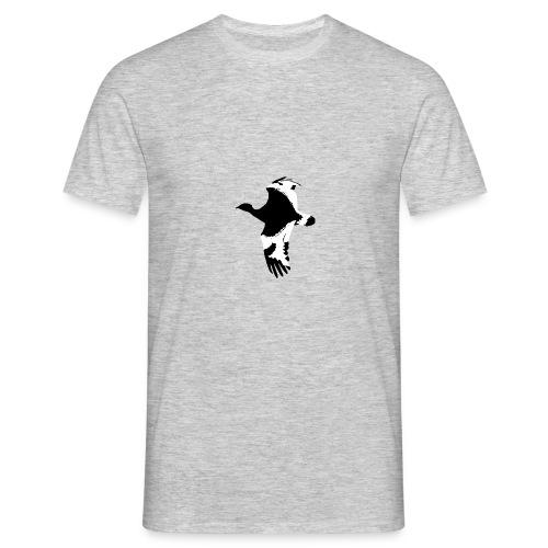 zwergtrappe01 - Männer T-Shirt