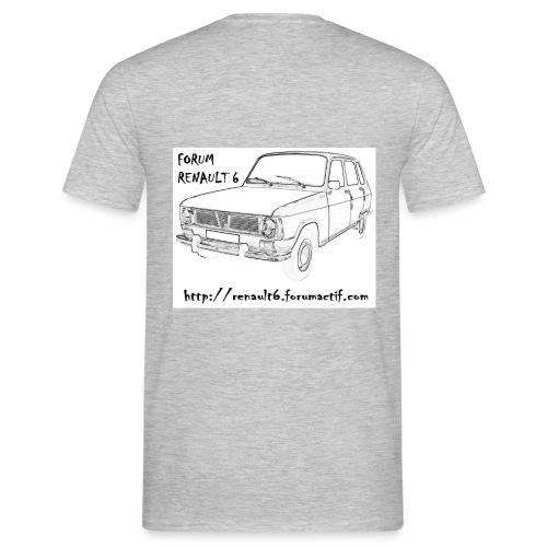 profil - T-shirt Homme