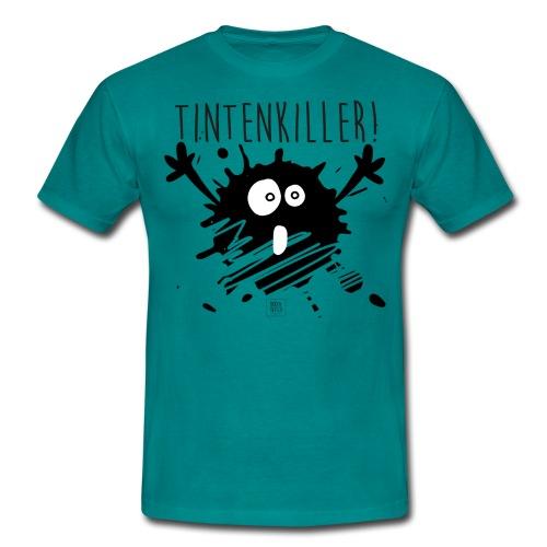 inky+sketch_005 - Männer T-Shirt