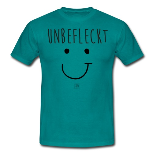 inky+sketch_023 - Männer T-Shirt