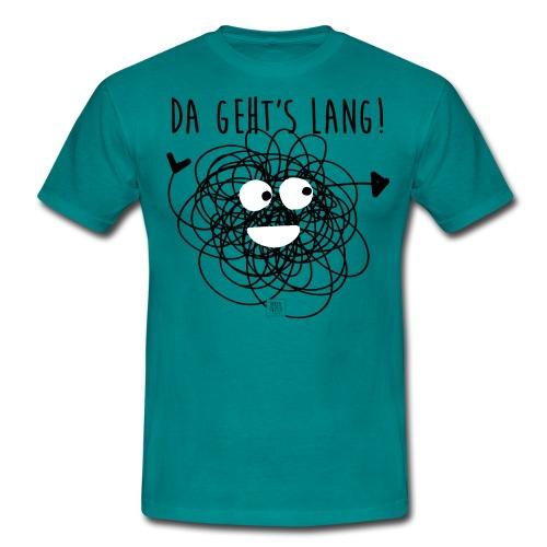 inky+sketch_024 - Männer T-Shirt