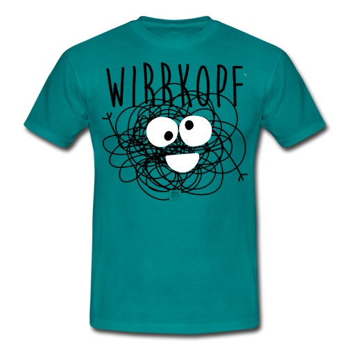 inky+sketch_021 - Männer T-Shirt