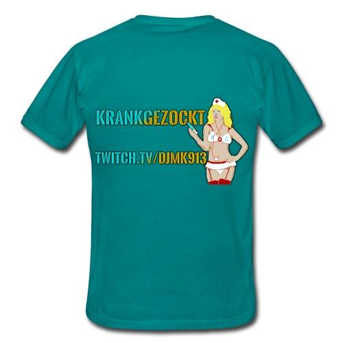 Roxy Krankenschwester - Männer T-Shirt