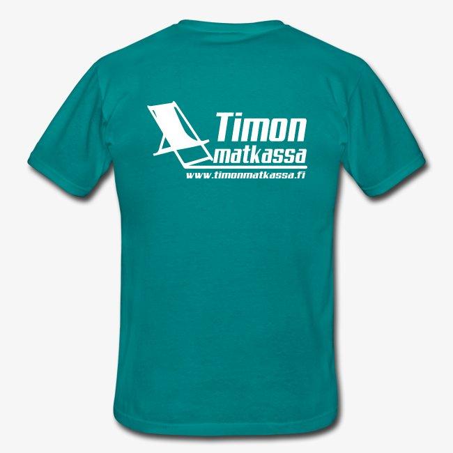 Timon matkassa logo v www