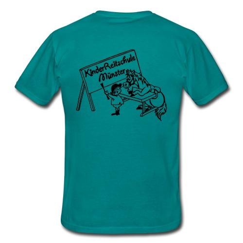 LogoSchwarz png - Männer T-Shirt