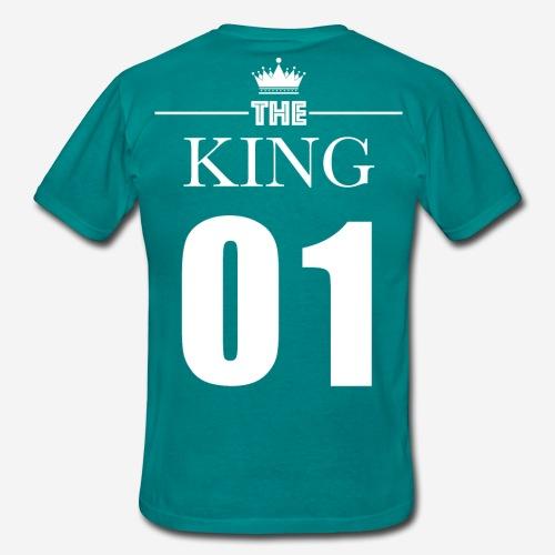 KING 01 (King & Queen) - T-shirt Homme