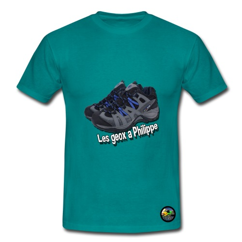 T-shirt / Les geox a Philippe - T-shirt Homme