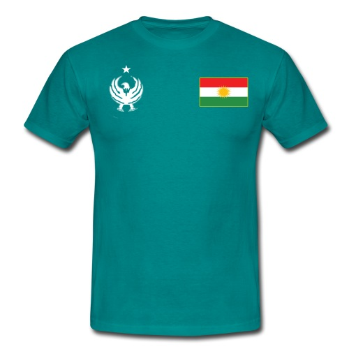 Maillot Kurdistan - T-shirt Homme