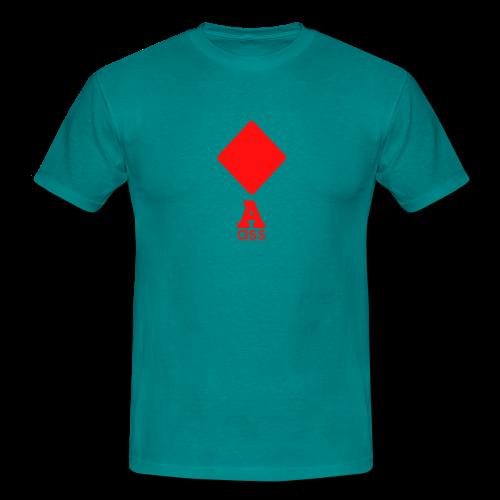 KARO ASS - Männer T-Shirt