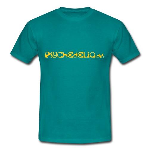 Psychedelia.dk - Herre-T-shirt